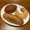 焼きたてパン マンハッタン - 料理写真:あんバタ・カレーパン・塩パン