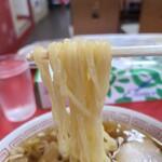 源来軒 - 麺