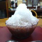 琉球料理 亜砂呂 - ぜんざい