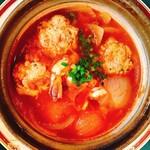 美食家 でめきん - 料理写真:白子流ブイヤベース(夜メニュー)