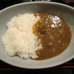 悠遊亭 - 米沢牛すじカレー