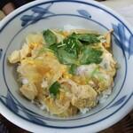 十和田食堂 - 比内地鶏親子丼