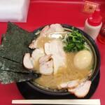 157863915 - 塩チャーシューメンの味玉子トッピング(950円+80円)