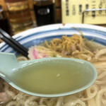 小三郎 - スープ