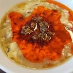 龍香 - 料理写真:酸辣湯麺