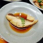 喜の川 - 真鯛の煮付け
