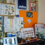 クロッチョカフェ - 2011年11月、初めての「クロッチョカフェ」さん!!!