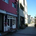 クロッチョカフェ - 2011年11月、初めての「クロッチョカフェ」さん!!!混雑する前に早めに来店したので店内は空いてました。