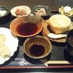 弐 - 贅沢膳をいただきました。