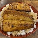 伊賀喜 - 鰻丼上^ ^3000円
