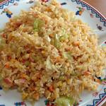 中国料理 輝楽飯店 - 炒飯