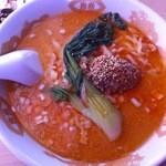 浅草恵比寿餃子 - 坦々麺680円
