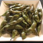 壇太 - 焼茶豆