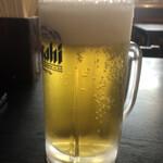 壇太 - 生ビール