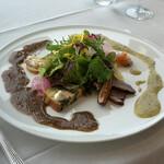 レストランアビエント -