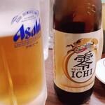 萬里 - キリンゼロ320円(税抜)