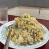 喜久 - 料理写真:五目炒飯。確かにボリューム感ある。