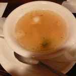 風緑 - スープ