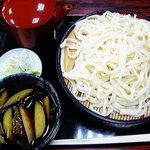 配島食堂 - 料理写真:田舎汁うどん