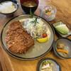 とんかつ 高座 - 料理写真:上ろーす定食 1,800円