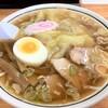 中華そば 富士屋 - 料理写真:わんたん麺