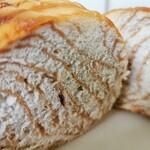 ぱん工房 ふくふく - 渋皮マロンのパン