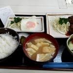 ほかり食堂 - 料理写真:日替わりの1例