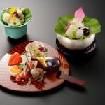 祇園畑中 - 夏のお料理イメージ