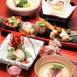 祇園畑中 - 春のお料理イメージ