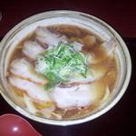15791216 - チャーシュー麺醤油