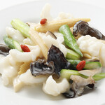 紅蘭亭 - 料理写真:モンコウイカのミルク炒め