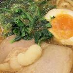 はま寿司 - ビジュアルはよかったのですが、スープが塩っぱかったぁ〜(^◇^;)