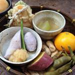 15792717 - 農園のお弁当2000円
