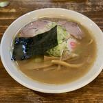 自家製熟成麺 吉岡 - 料理写真: