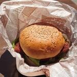 カフェ&ハンバーガー ラーマル - 下田バーガー(金目鯛)