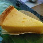 シューマン - 蔵王チーズケーキ(ピース) ¥290