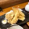 だぼう - 料理写真:柳カレイ・海老一尾・舞茸・かぼちゃ・ししとう