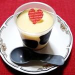 ハンドメイドケーキ アンブロス - 料理写真:プリン