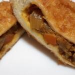 手作りパン キムラヤベーカリー - カレーパン