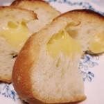 手作りパン キムラヤベーカリー - チ―ズフランス