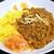 やちよスパイス食堂 - 料理写真:豚挽肉のキーマカレー