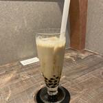 猿沢豆花 - 猿沢ラテという名のタピオカミルクティー(*´罒`*)