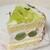 ポルカドット - 料理写真:シャインマスカットのショートケーキ¥464