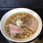 松屋食堂 - 料理写真:塩ラーメン780円