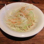斉藤精肉店 - サラダ