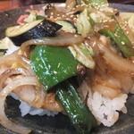 満留賀 - 本日のおすすめはスタミナ炒め