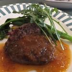 ハマのフレンチ - 私がチョイスした牛ヒレ肉ステーキ +¥500です。