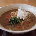 岩見屋 - 担担麺(アップ)