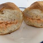手作りパン キムラヤベーカリー - 明太子フランス