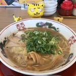 ラーメン 丸っ子 - 料理写真:こってり 750円(税込) ※麺大盛りサービス